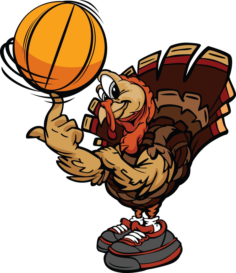 McGregor Athletic Complex - Thanksgiving Team Play